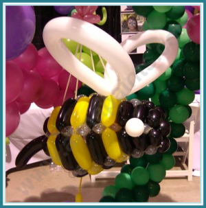 Balloon Art, Back 2 School Expo, Pinata Balloon