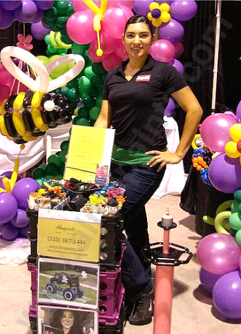 Balloon decor, San Antonio, Balloon Art, Face Painting, Almapaints