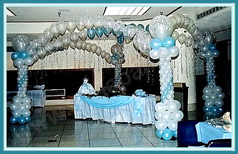 Balloon decor San Antonio, balloon art, company events, wedding decor, debut decor, Almapaints